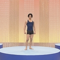 武田真治が実演するNHK番組「みんなで筋肉体操」が4夜連続で放送