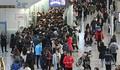冬の休暇に合わせて海外旅行へ出かける人で混雑する仁川国際空港(資料写真)=(聯合ニュース)