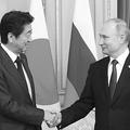 日本のみが突出して親露に突き進んでいる 代表撮影/ZUMA Press/AFLO