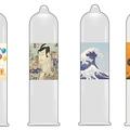 デザインコンドームのイメージ
