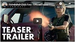 サラ・コナーがもはやターミネーター?- 『ターミネーター:ニュー・フェイト』YouTube Official Teaser Trailer スクリーンショット