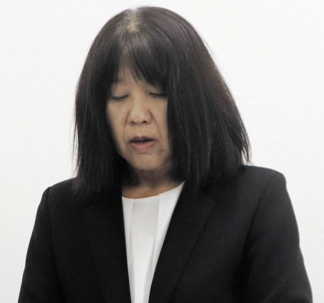 """[画像] 教員いじめ""""加害""""4人とは…東須磨小校長が説明"""