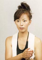 女優の田中律子