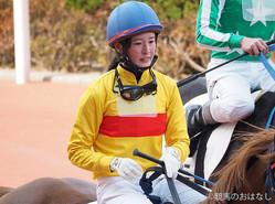 菜七子2020年初日は2着が2回!見習い騎手卒業ならず