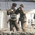北朝鮮国境地帯の兵士たち(デイリーNK)