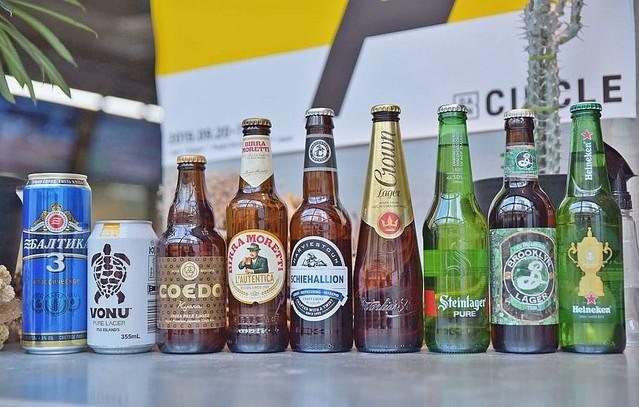 [画像] ラグビーファン必見! W杯出場国のビール飲み比べができるラガーフェストが開催