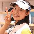 三浦桃香は「気分が上がる!」というウエアを着てこのピース(撮影:ALBA)