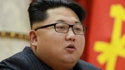 金正恩(キム・ジョンウン)氏(朝鮮中央通信)