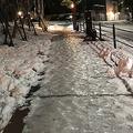 雪で転倒する人が相次ぐ 24日の救急出動件数が過去最多に