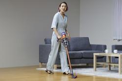 ダイソンの進化は止まらない! 日本の住まいと習慣を研究しつくしたコードレスクリーナーへ