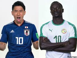 FIFAが日本vsセネガルのスタメンを予想