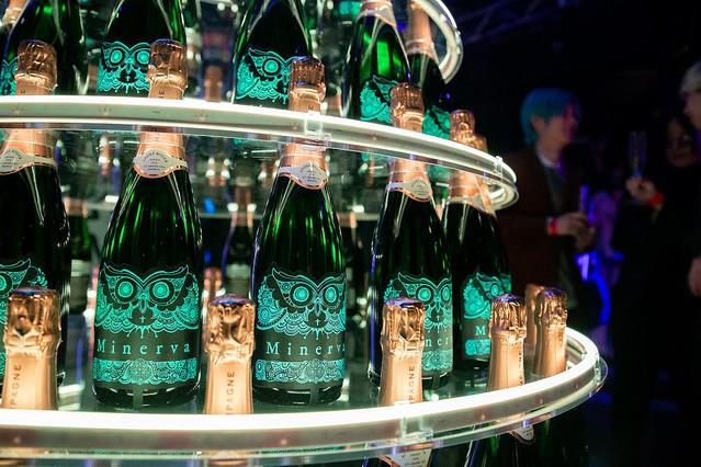 ミネルヴァ シャンパン
