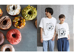 「koe donuts kyoto」野外フェス初出店!限定グッズも販売