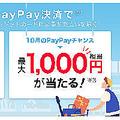 PayPayが11月の「PayPayチャンス」の実施を見送る