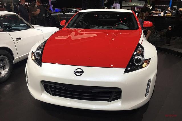 [画像] フェアレディZ 50周年記念車の日本価格、458万8920円〜  50thアニバーサリー