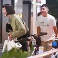 前澤友作氏と剛力彩芽の交際は順調か 西麻布に笑顔の二人