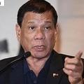 フィリピンのドゥテルテ大統領が14日の講演で、南シナ海問題をめぐり異例の中国批判を展開したと報じられている。写真はドゥテルテ大統領。