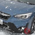 滑りやすい路面でも安定 スバルSUV「XV」雪道で見せた驚きの四駆性能