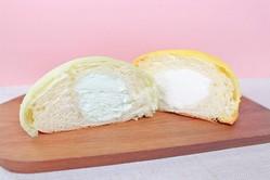 """夏のおやつに選びたい!""""冷たいクリームパン""""で小腹を満たそう"""
