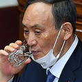 長男の接待問題で攻撃される菅首相