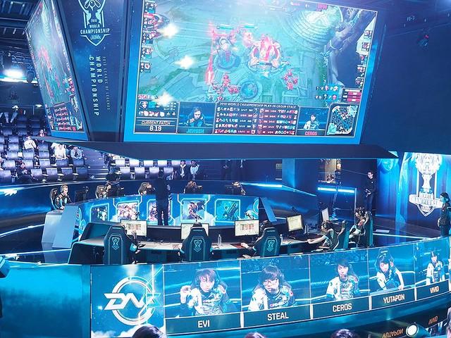 LoLの世界一を決めるeスポーツ大会「2018 World Championship」が韓国で開催中。日本チームも善戦