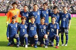 ワールドカップは6月に開幕。2大会ぶりの優勝を目指すなでしこジャパンにとって、今回の遠征は試金石となる戦いだ。写真:早草紀子