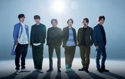 V6、Mステで井ノ原主演の話題のドラマ主題歌を熱唱!メンバー全員がコメント