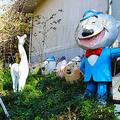 消えゆく昭和の文化遺産「秘宝館」閉館後の展示物が集まる場所