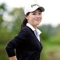 """中国からやってきた""""美女ゴルファー""""スイシャンの清純すぎる日常【PHOTO】"""