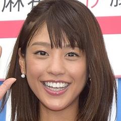 タレントの岡副麻希が競泳の中村克と交際か 事務所は否定せず