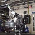 人型ロボット「アトラス」の最新映像が話題 「人類より才能がある」