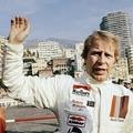 世界ラリー選手権の名ドライバー、ハンヌ・ミッコラ氏(1981年1月26日撮影)。(c)STAFF / AFP