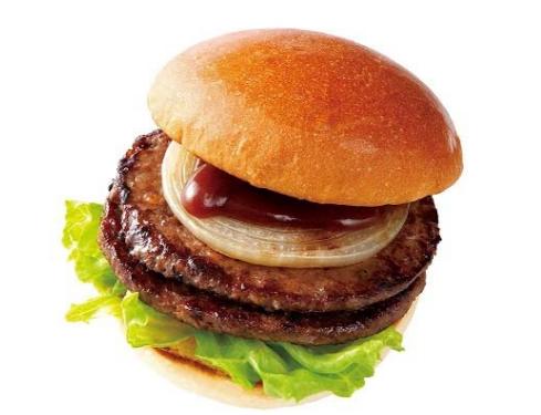 [画像] ロッテリア、2019年も「エゾ鹿バーガー」を販売 北海道7店舗限定で