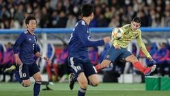 日本代表、コロンビアに0-1で黒星…ハンドでのPKで失点