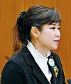 (写真)質問する本村伸子議員=7日、衆院総務委