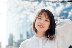 モデルプレスのインタビューに応じた、テレビ朝日・弘中綾香アナウンサー(提供写真)
