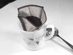 これは便利!繰り返し使えるドリップバッグでどこでも美味しいコーヒーを