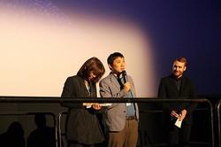 『寝ても覚めても』の北米プレミアに濱口監督が登壇!/[c]2018 映画「寝ても覚めても」製作委員会/ COMME DES CINEMAS
