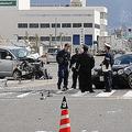 日本の歩行者は危険に晒されている(時事通信フォト)