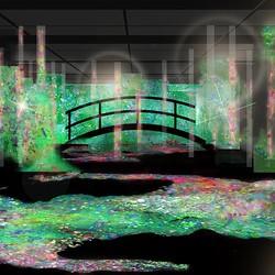 モネをモチーフに大人カワイイ世界を表現!銀座で増田セバスチャンが日本初のインスタレーション展覧会