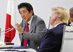 仏ビアリッツでのG7での安倍首相とトランプ大統領(首相官邸公式インスタグラムより)