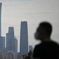 中国・北京に立ち並ぶ高層ビル(2020年5月23日撮影、資料写真)。(c)WANG ZHAO / AFP