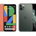 Pixel 4とiPhone11 Proの写真はどっちが綺麗?明るさはiPhone