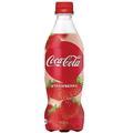 「コカ・コーラ ストロベリー」世界初イチゴフレーバー限定発売