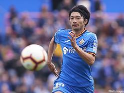 4か月ぶり出場で2ゴールに絡んだMF柴崎岳