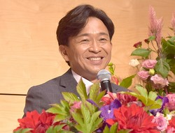 結婚報告会見を行ったTOKIO・城島茂(C)ORICON NewS inc.