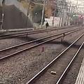 東浦和駅で痴漢をした疑いの男が線路に降り逃走 駅前の交番に出頭