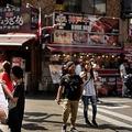 神戸市のチャイナタウン、参考写真(MARTIN BUREAU/AFP/Getty Images)
