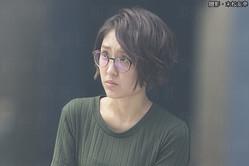 近江友里恵アナ(撮影・末松友幸)