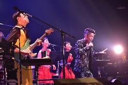 日本の音楽シーン彩ったキティ・グループ!一夜限りの夢の共演を独占放送